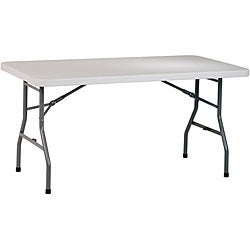 Office Star 5-foot Resin Multi-purpose Table