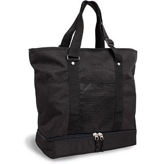 J World Black Urban 'Elaine' Lunch Tote Bag