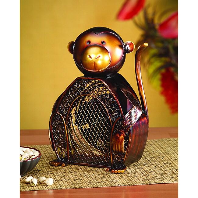 Deco Breeze DBF0330 Monkey Figurine Fan