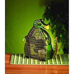 Deco Breeze DBF0331 Alligator Figurine Fan