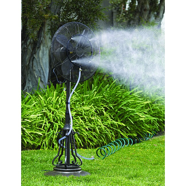 Deco Breeze Dbf0629 Outdoor Fan Misting Kit 13687544