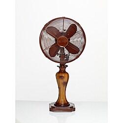 Deco Breeze DBF0762 Sambuca 10-inch Table Fan