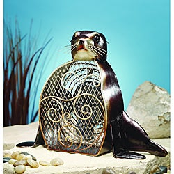 Deco Breeze DBF0211 Sea Lion Figurine Fan