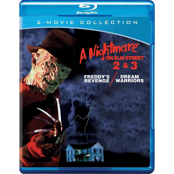 Nightmare On Elm Street 2 & 3 (Blu-ray Disc) 8115160