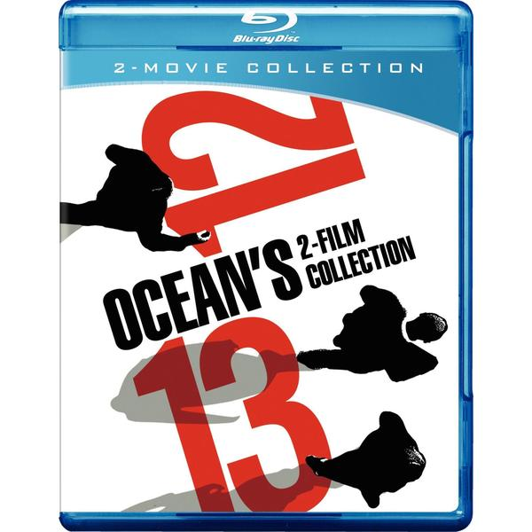 Oceans 12/Oceans 13 (Blu-ray Disc) 8115170