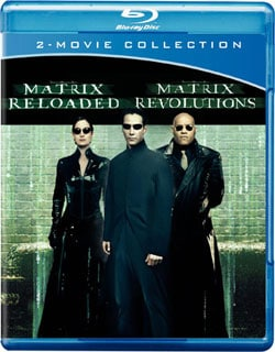 Matrix Reloaded/Matrix Revolutions (Blu-ray Disc)