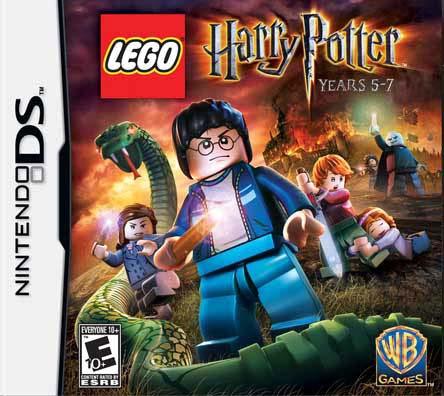 Nintendo DS - LEGO Harry Potter: Years 5-7