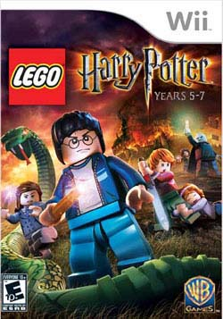 Wii - LEGO Harry Potter: Years 5-7