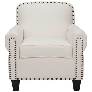 Safavieh Chester White Club Chair