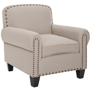 Safavieh Chester Beige Club Chair