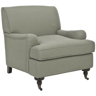 Safavieh Nottingham Grey Club Chair