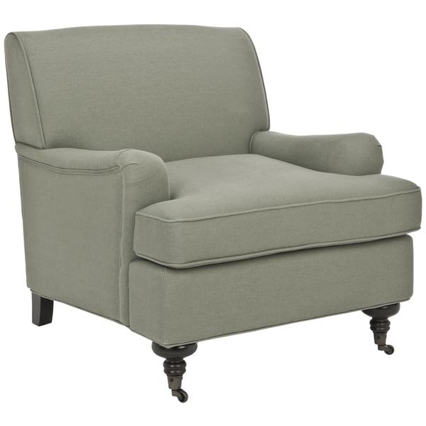 Safavieh Nottingham Grey Club Chair