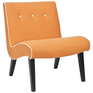 Safavieh Noho Orange Lounge Chair