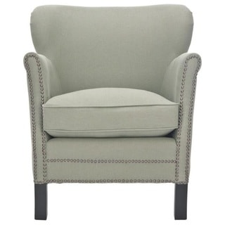 Safavieh Noble Grey Club Chair