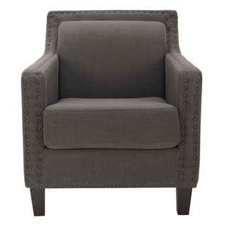 Safavieh Prince Grey Blue Chair