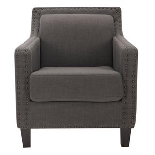 Safavieh Prince Grey Blue Chair