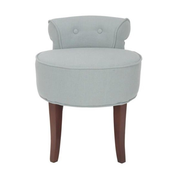 Safavieh Rochelle Light Sage Vanity Chair