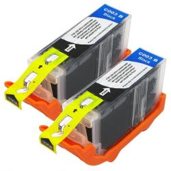 Canon BCI-3eBK Compatible Black Ink Cartridges (Pack of 2)