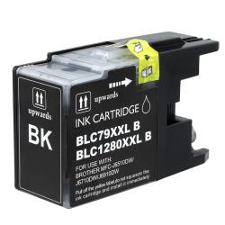 Brother LC79BK Compatible Extra High-yield Black Ink Cartridge