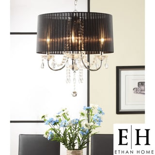 ETHAN HOME Noble 4-light Metal Chandelier