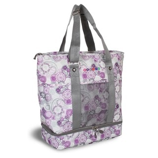 JWorld New York 'Elaine' Tote with bottom insulation