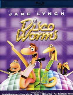 Disco Worms (Blu-ray Disc)