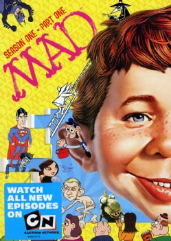 MAD: Season 1 Part 1 (DVD)