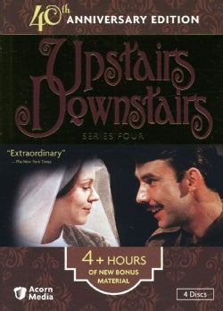 Upstairs Downstairs Series 4 (DVD)