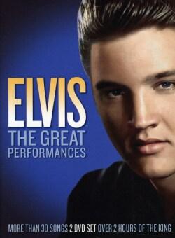 Elvis: The Great Performances (DVD)
