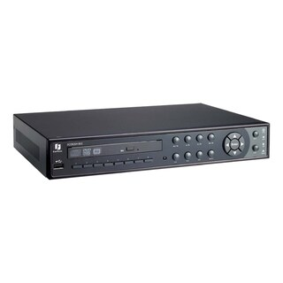 EverFocus ECOR264-D2 ECOR264-8D2 8 Channel Professional Video Recorde