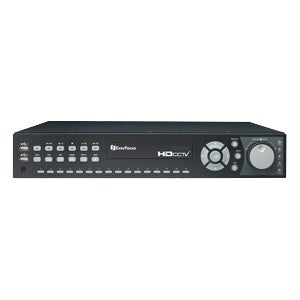 EverFocus Hybrid EDR-HD-2H14/4 16 Channel Professional Video Recorder