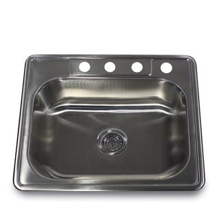 Stainless Steel Rectanglar Kitchen Sink