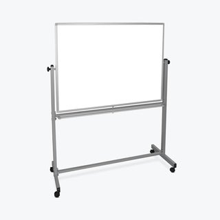 Luxor 48 x 36 inch Reversible Magnetic Whiteboard