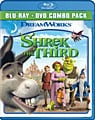 Shrek The Third (Blu-ray/DVD)