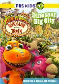 Dinosaur Train: Dinosaur Big City (DVD)