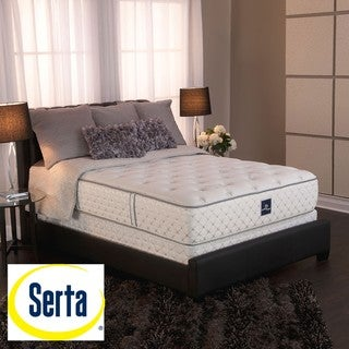 Serta Perfect Sleeper Ultra Modern Firm Queen-size Mattress and Box Spring Set