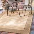 nuLOOM Outdoor / Indoor Rug (7'10 x 10'10)