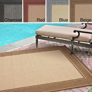 nuLOOM Outdoor / Indoor Rug (5'3 x 7'9)