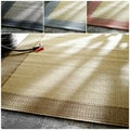 nuLOOM Solid Border Outdoor/ Indoor Rug (9' x 12')