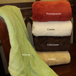 Microfiber Oh-So-Soft Queen Blanket