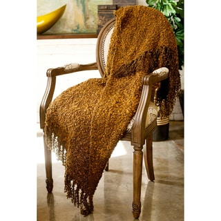 Michelle Woven Yarn Throw
