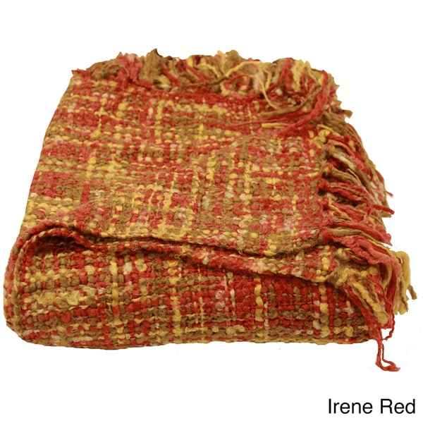 Irene Boucle Throw