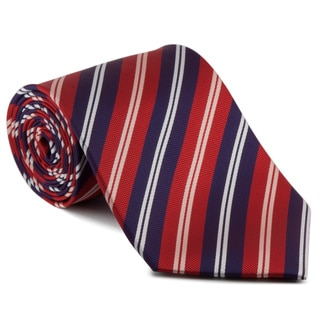 Platinum Ties Men's 'Pilot' Striped Tie