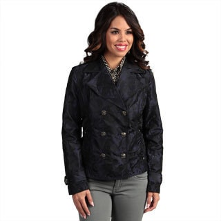 Cino Women's Blueberry DB Tech Jacket