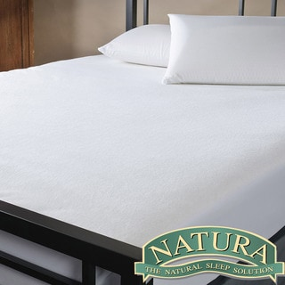 Natura Protect Plus Waterproof and Washable Queen/ King/ Cal King-size Mattress Protector