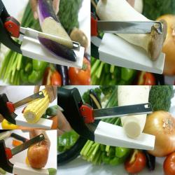 Turning Point 2 in 1 Kitchen Shears/ Cutter Knife