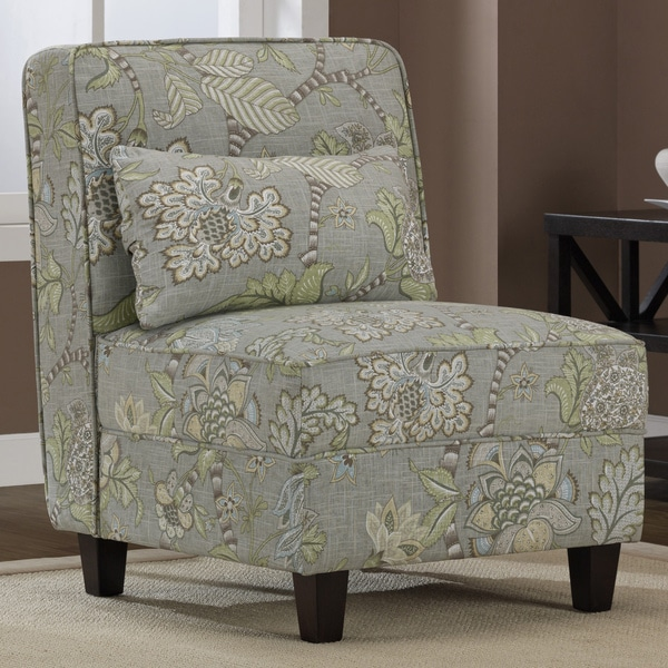 Mattie Tufted Slipper Serenity Chair