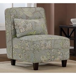 Mattie Tufted Slipper Serenity Chair