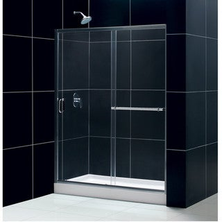 Infinity Plus Shower Door/Amazon Shower Base Tub to Shower Kit