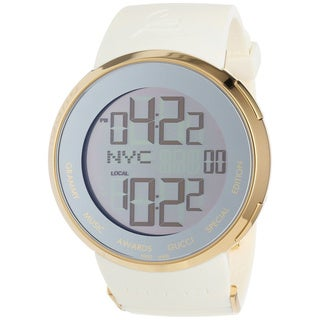 Gucci Men's YA114216 Grammy Edition Digital Watch